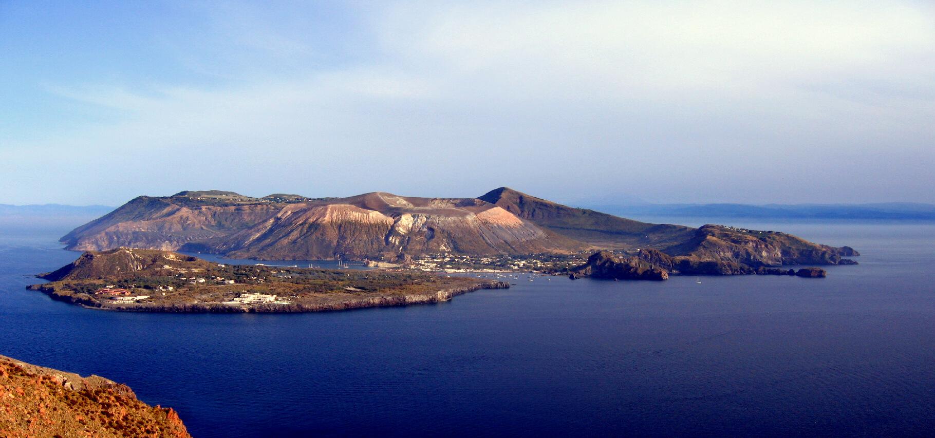 isola incantata